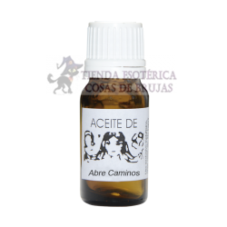 Aceite Abrecaminos